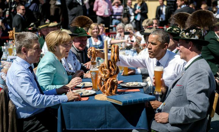 Image: G7 Summit at Elmau Castle