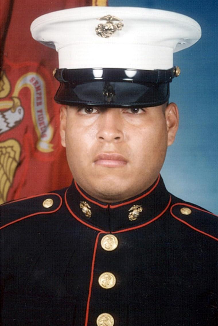 Image: Sgt. Rafael Peralta
