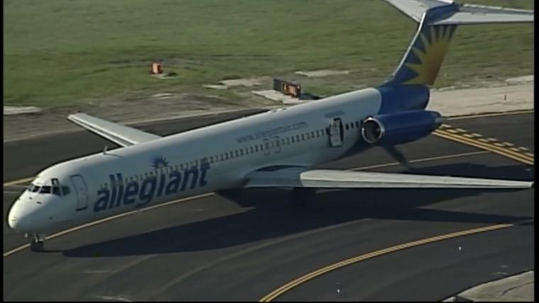 Images: Allegiant Airlines
