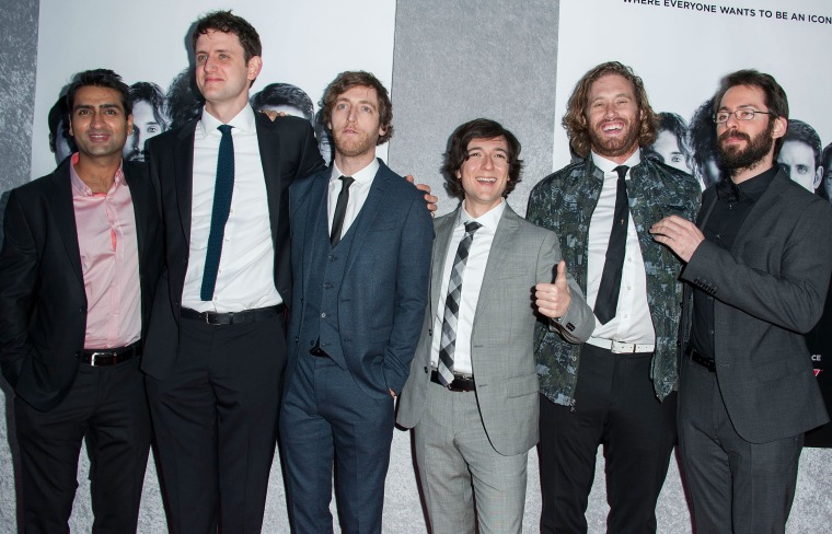 """Image: Premiere Of HBO's """"Silicon Valley"""" - Arrivals"""