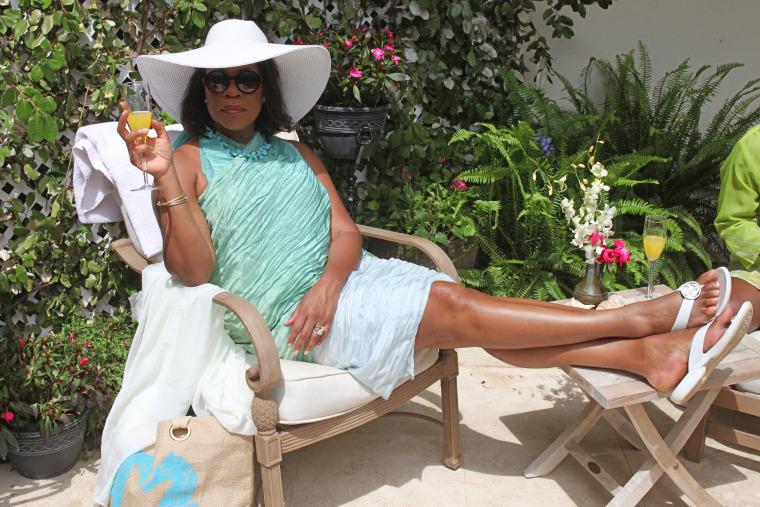 Lorraine Toussaint for Runaway Island