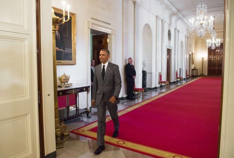 Obama Overseeing Reagan-esque Political Transformation