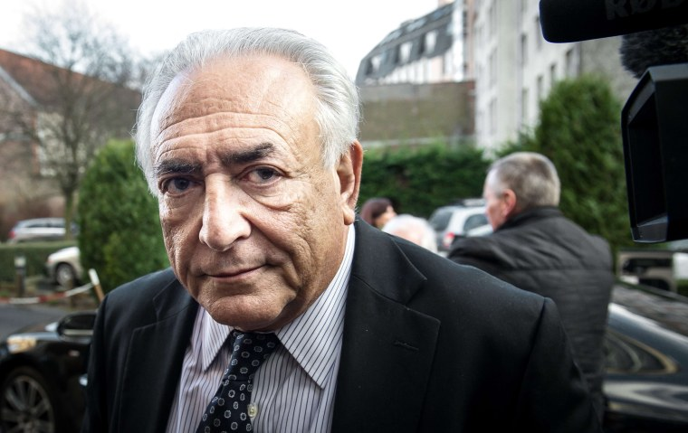 Image: Dominique Strauss-Kahn
