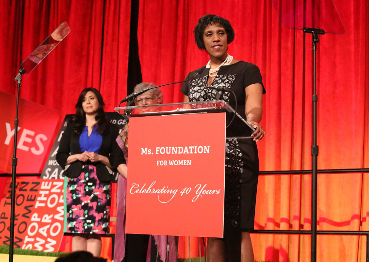 Ms. Foundation Women Of Vision Gala: 2014