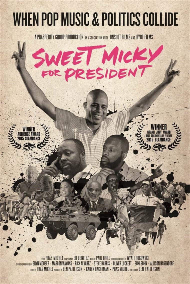 """Sweet Mickey's Election Night"""