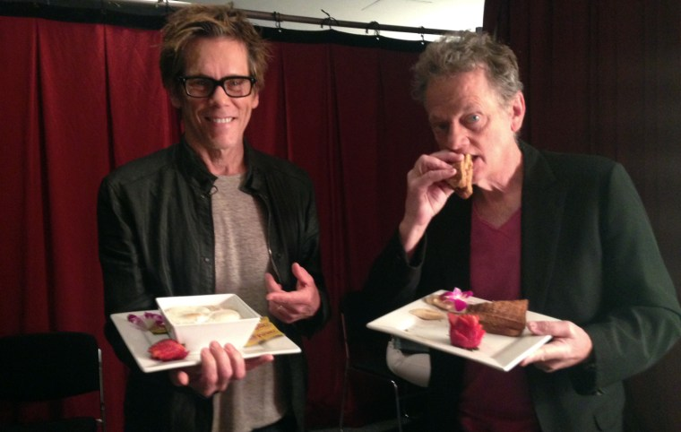 The Bacon Brothers, Kevin and Michael, share their #BreakfastTODAY