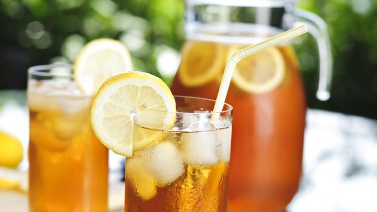 Celebrate national Iced Tea Day