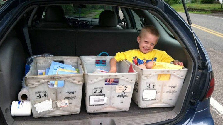 6-year-old battling brain tumor gets thousands of birthday cards from strangers