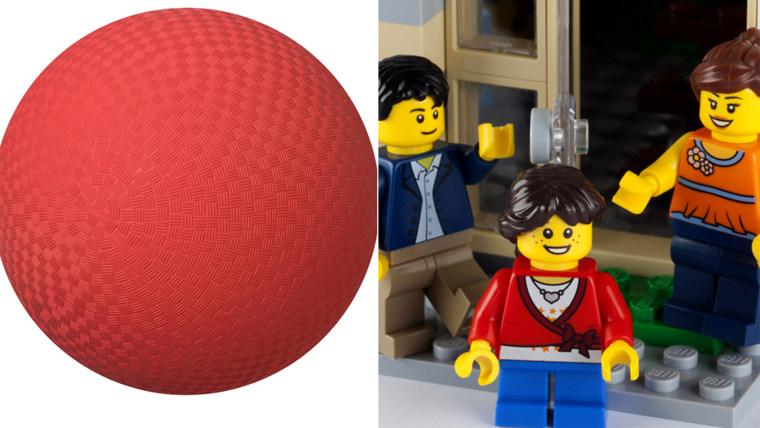 Ball, Legos