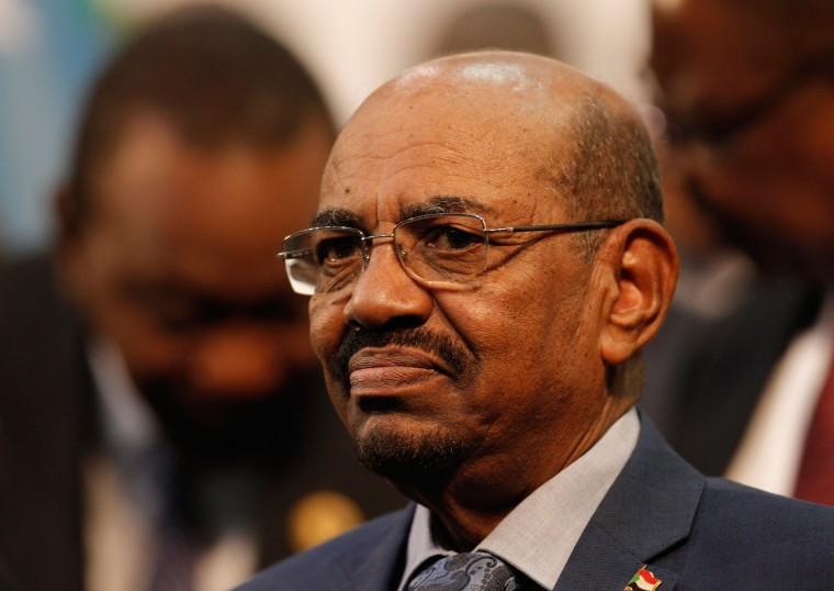 Image: President Omar al-Bashir