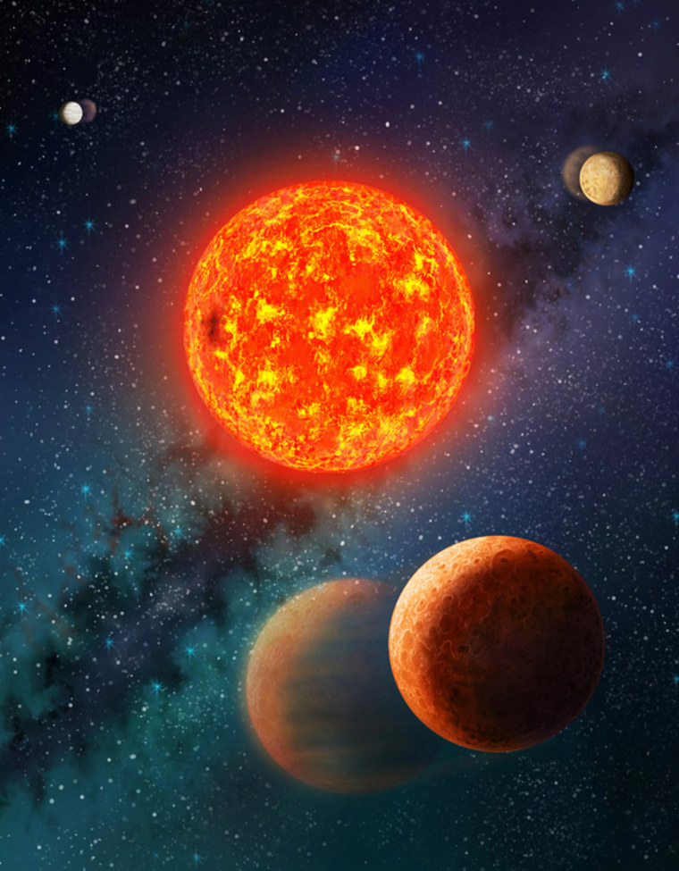 Image: Kepler-138 b