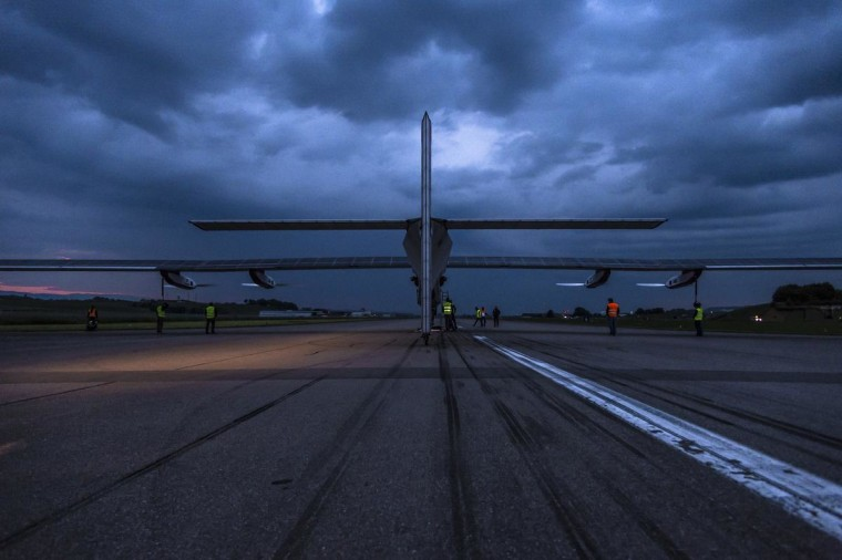 Image: Solar Impulse 2