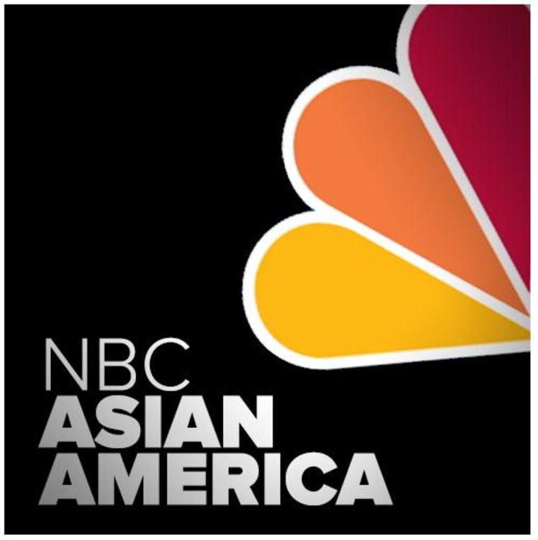 NBC Asian America logo.