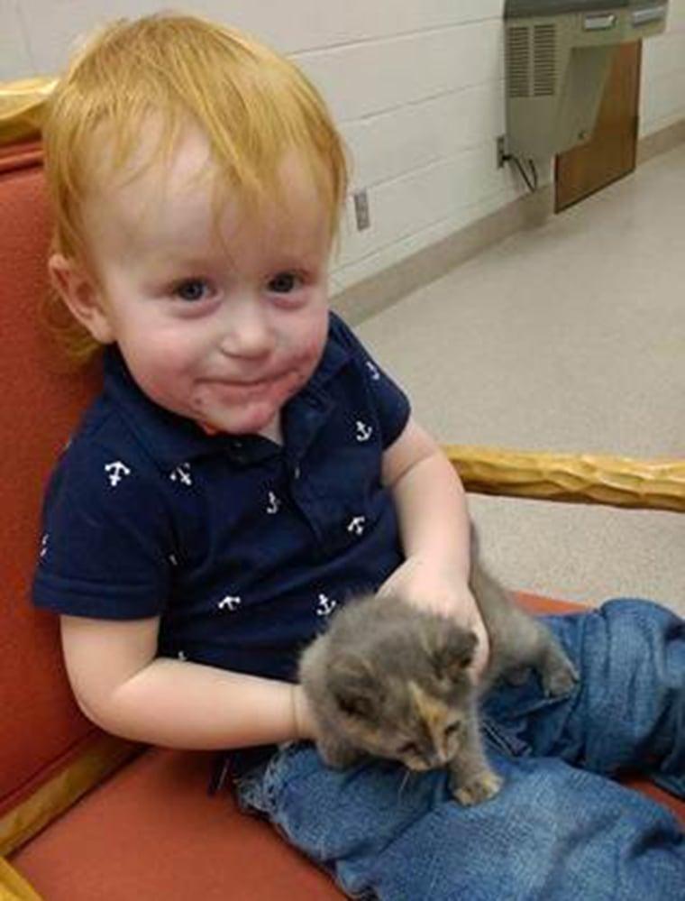 Jeremiah Mayor- Toddler found in Ardmore, OK