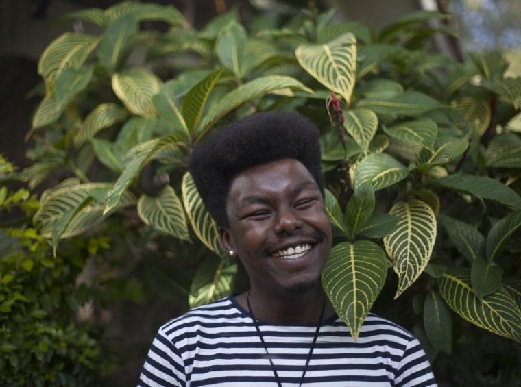 Brian, Nairobi, Kenya.