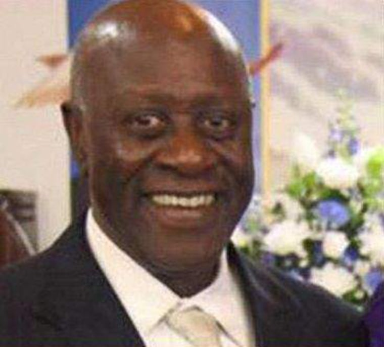 The Rev. Daniel L. Simmons, 74, was among the nine victims of a shooting at a church in Charleston, South Carolina, on June 17.