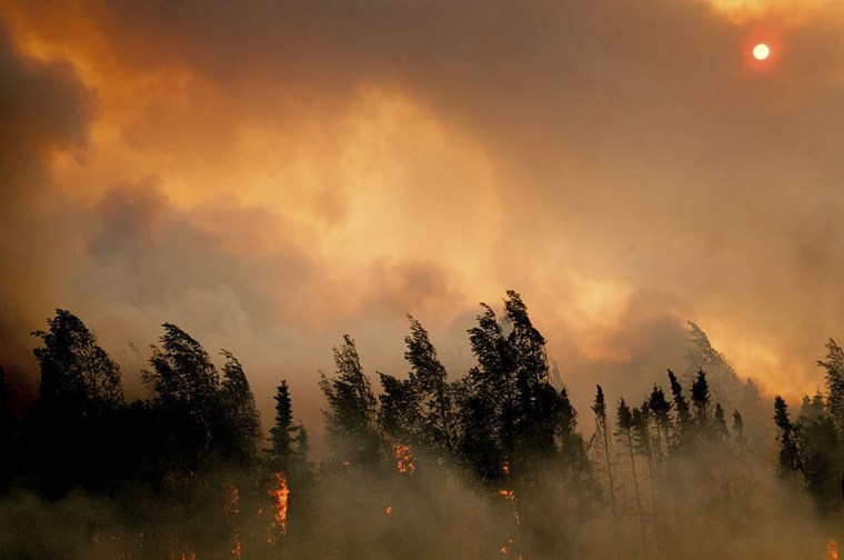 Image: Sockeye Fire
