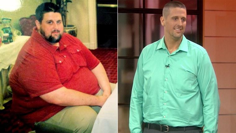 Joy Fit couple falls in love, drops 400 pounds