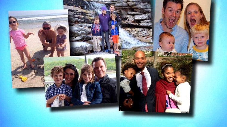 Willie Geist and his friends