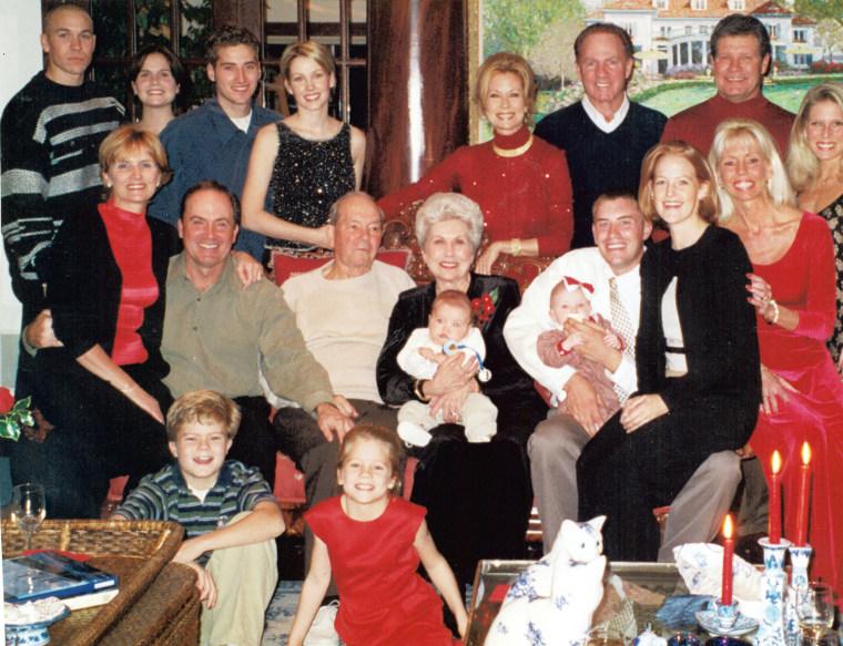 Kathie Lee Gifford's family