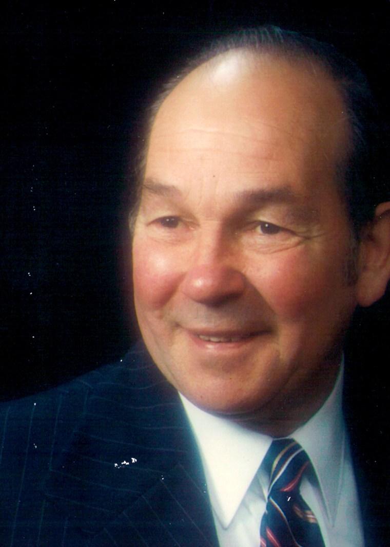Kathie Lee Gifford's father Aaron Leon Epstein
