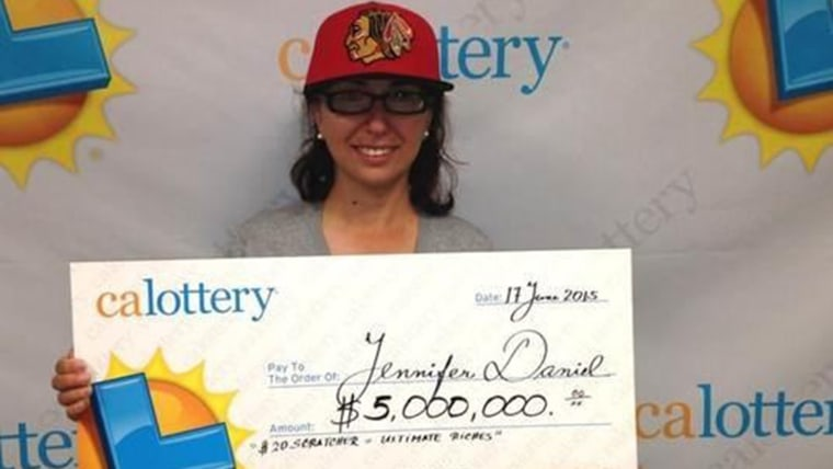 Woman stops to use CVS restroom, ends up winning $5 million in lottery