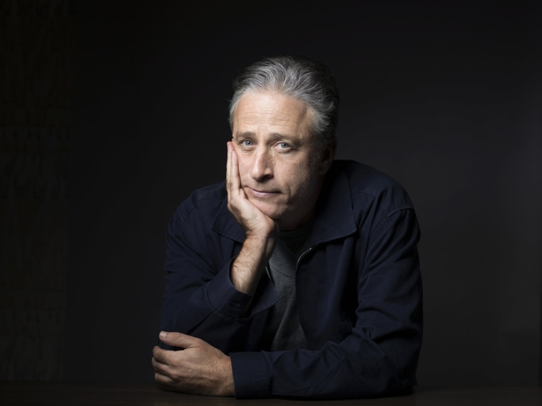 Image: Jon Stewart in 2014
