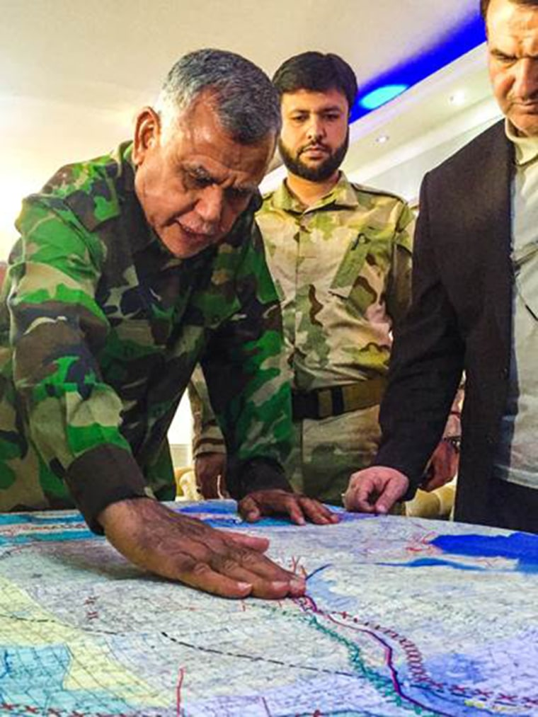 Hadi al-Ameri on Shiite Militias Fighting ISIS: 'We Expect ...