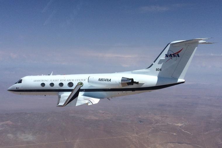 NASA Shape-Shifting Wing
