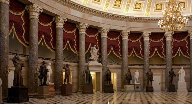 IMAGE: Statuary Hall at the U.S. Capitol in Washington