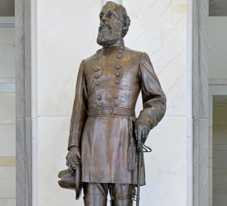 IMAGE: Statue of Edmund Kirby Smith