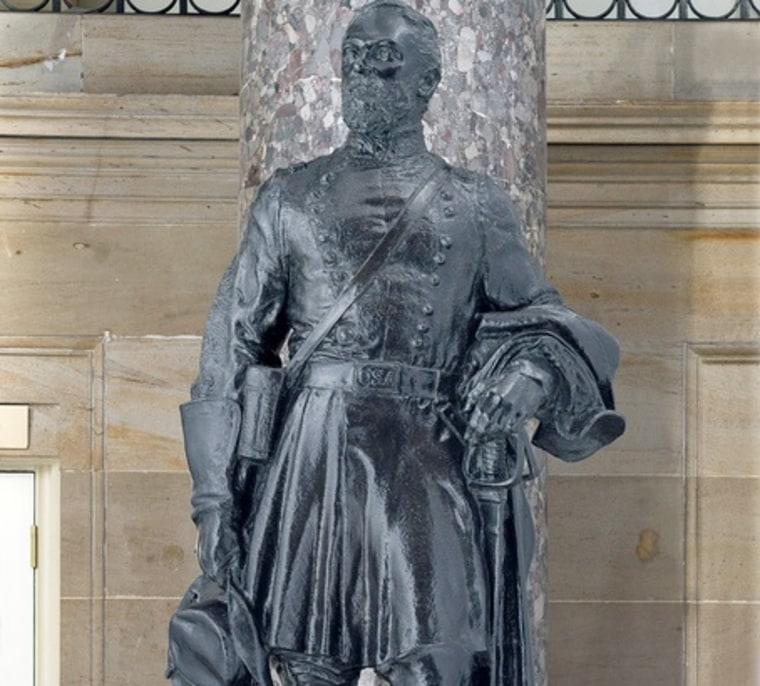 IMAGE: Statue of Joseph Wheeler