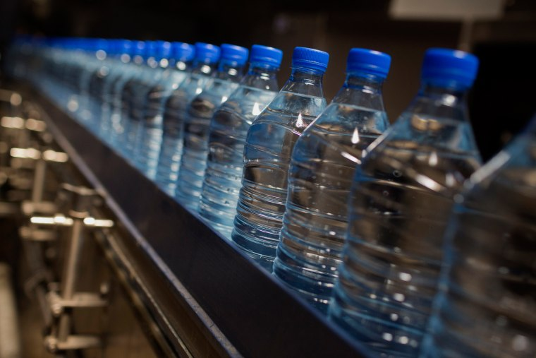 Some plastics contain BPA but many do not. Experts said MOnday that people should take steps to minimize exposure to endocrine disrupting chemicals.
