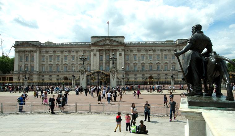 Image: Buckingham Palace