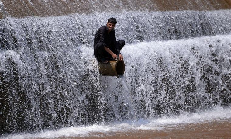Image: Pakistan Heatwave