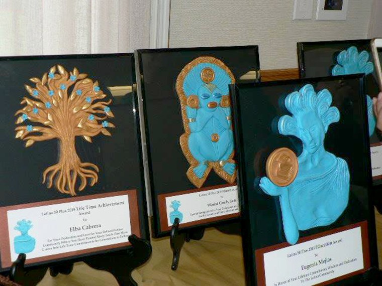 Image: Life Time Achievement Award and History Awards