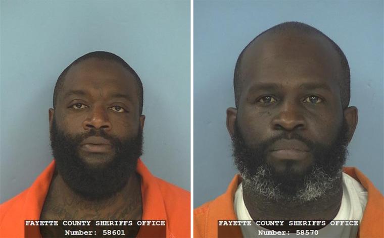 Image: Rick Ross arrested