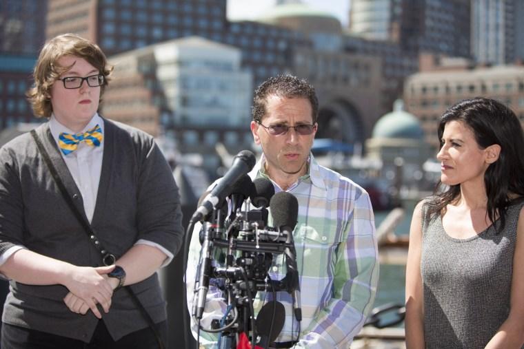 Image: Tsarnaev Formally Sentenced To Death For Boston Marathon Bombings
