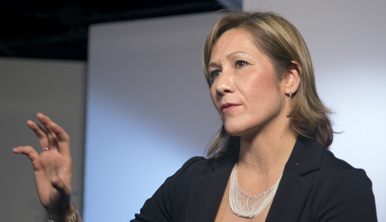 Amanda Renteria, Hillary Clinton's political director.