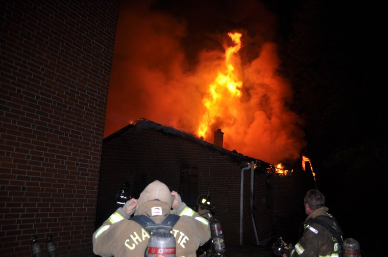 Image: Briar Creek Baptist Church in Charlotte, N.C.