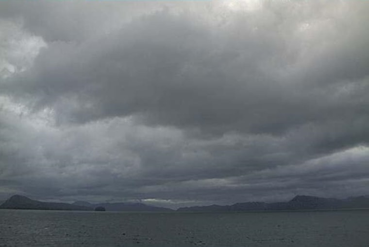 IMAGE: Overcast weather in Ketchikan, Alaska