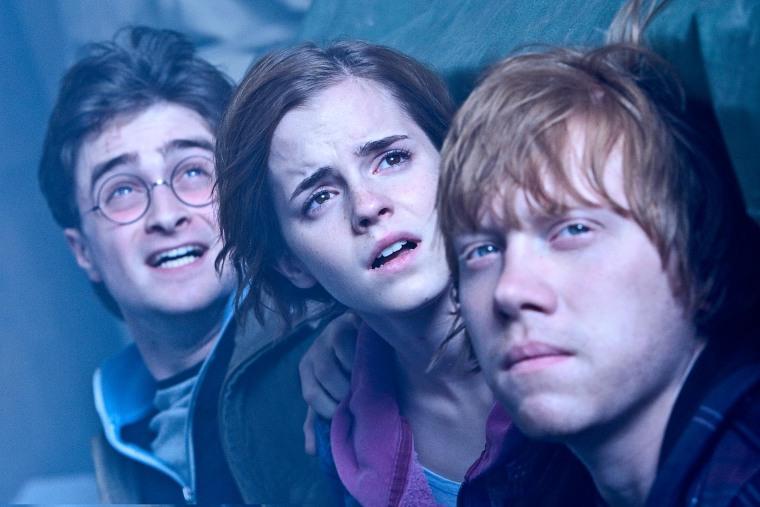 Image: Cast of Harry Porter