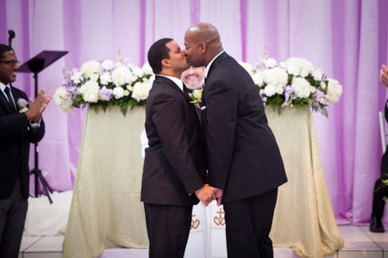 DeWayne and Kareem are reaching their 24th anniversary together.
