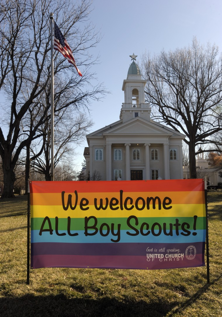 Boy Scouts Consider Lifting Sexual Orientation Ban For Leaders