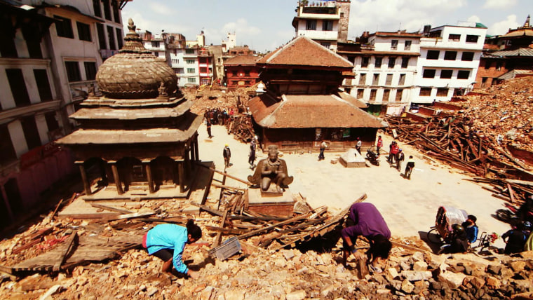 The 7.8 magnitude earthquake that struck Nepal in April 2015 left more than 8,000 people dead, made millions homeless, and devastated one of the world's poorest nations.