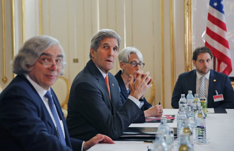 Image: AUSTRIA-IRAN-US-NUCLEAR-DIPLOMACY
