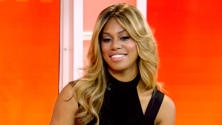 Laverne Cox on TODAY