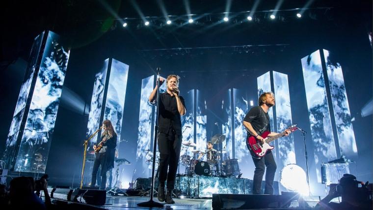 Image: Imagine Dragons In Concert - Detroit, MI