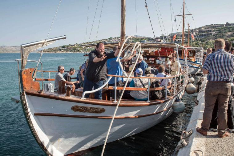 Image: Gaza flotilla