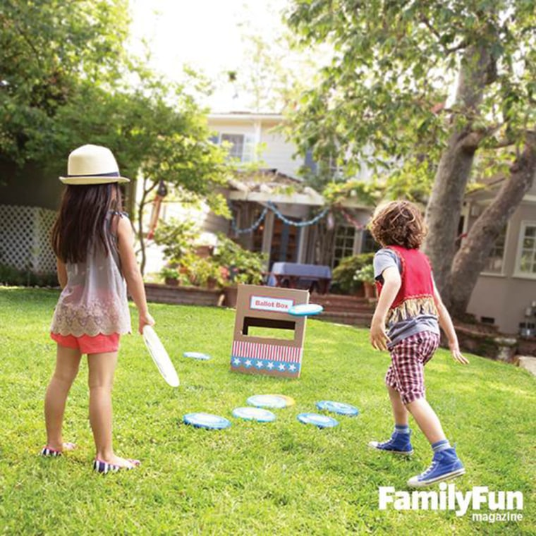 Head Outside Three Diy Outdoor Games Kids Will Love